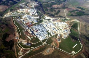 Camp Bondsteel, Kosovo